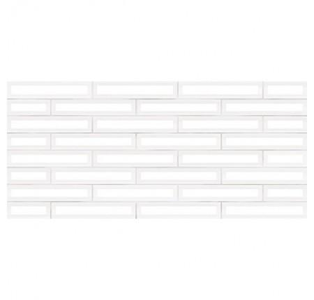 Плитка настенная InterCerama Vitro 061/Р 23х50 (м.кв)