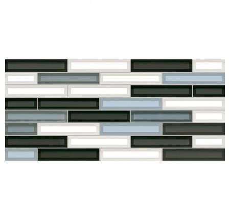 Плитка настенная InterCerama Vitro 052/Р 23х50 (м.кв)