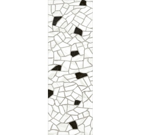 Плитка настенная Керамин Барселона 7Д тип1 25x75 (м.кв)