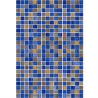 Плитка настенная Керамин Гламур 2Т 40x27,5 (м.кв)
