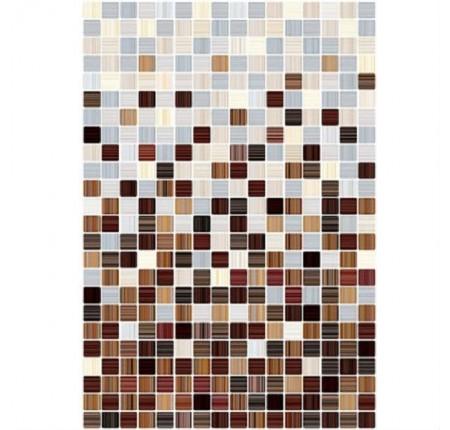 Плитка настенная Керамин Гламур 3С микс 40x27,5 (м.кв)