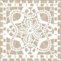 Фриз Керамин Органза 4 9,8x9,8 (шт)