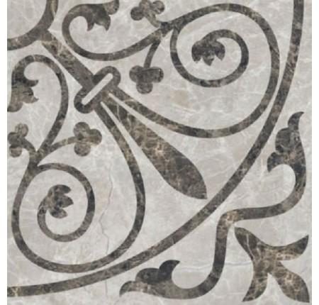 Плитка напольная Керамин Эллада 7П тип 1 40x40 (м.кв)