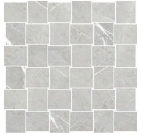 Настенный декор Opoczno Beatris Light Grey Mosaic 29,7x29,7 (шт)