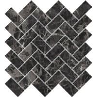 Настенный декор Opoczno Sephora Mosaic Black 29,7x26,8 (шт)