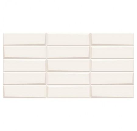 Плитка настенная Opoczno Mixform White Structure 29,7x60 (м.кв)