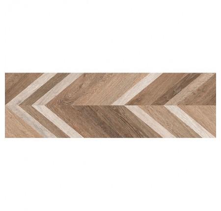 Плитка напольная Cersanit Frenchwood Chevron 18,5x59,8 (м.кв)