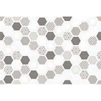 Декор настенный Cersanit Nicole Hexagon 30x45 (шт)