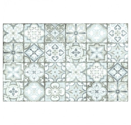 Плитка настенная Cersanit Sansa Grey Pattern Matt 25x40 (м.кв)