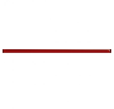 Фриз Cersanit Universal Glass Border Red 2x60 (шт)