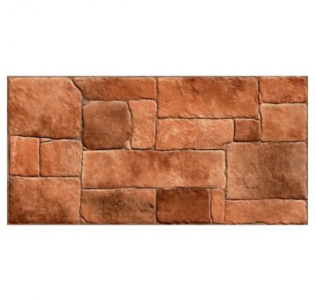Плитка настенная Cersanit Perseo Brown 30x60 (м.кв)