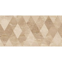 Плитка настенная Golden Tile Marmo Milano rhombus 30x60 (м.кв)
