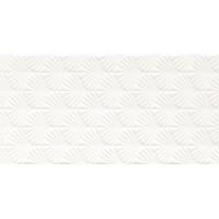 Плитка настенная Paradyz Adilio Bianco Fan Struktura Rekt. 29,5x59,5 (м.кв)