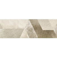 Плитка настенная Paradyz Attiya Beige Motyw C 20x60 (м.кв)