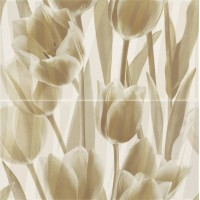 Панно Paradyz Coraline Panel Tulipany 60x60 (компл 2 шт)