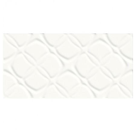 Плитка настенная Paradyz Esten Bianco B Struktura Rekt. 29,5x59,5 (м.кв)
