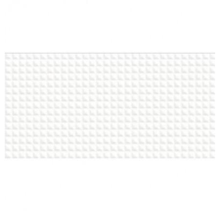 Плитка настенная Paradyz Esten Bianco C Struktura Rekt. 29,5x59,5 (м.кв)
