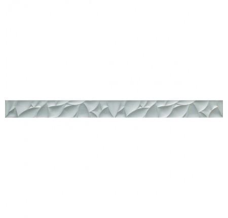 Фриз настенный Paradyz Esten Listwa Szklana Silver 4,8x59,5 (шт)