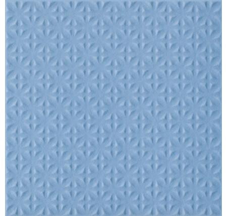 Плитка настенная Paradyz Gammo Niebieski Gres Struktura 19,8x19,8 (м.кв)