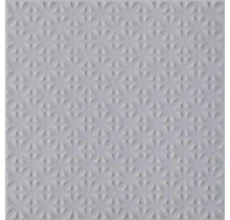 Плитка настенная Paradyz Gammo Szary Gres Struktura 19,8x19,8 (м.кв)