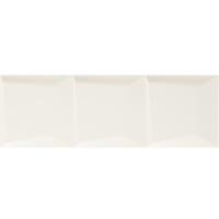 Плитка настенная Paradyz Maloli Bianco Struktura C 20x60 (м.кв)