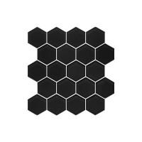 Мозаика Paradyz Margarita heksagon Nero 28x25,8 (шт)