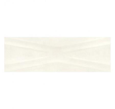 Плитка настенная Paradyz Pandora Bianco Struktura Rekt. 25x75 (м.кв)