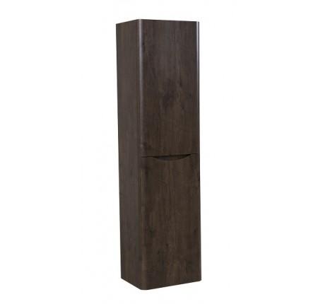 Пенал Аква Родос Америна консольный 40 см (Каштан)