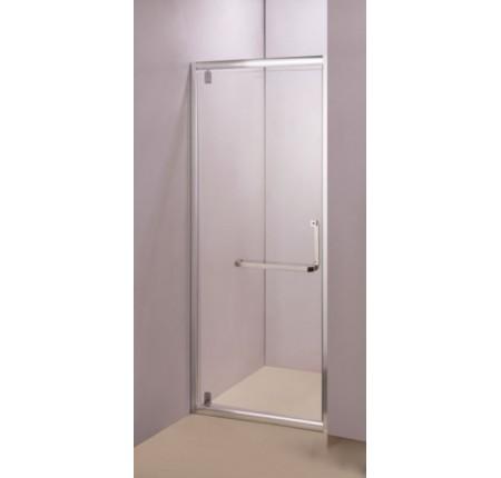 Душевая дверь AquaStream Door 80 прозрачное стекло