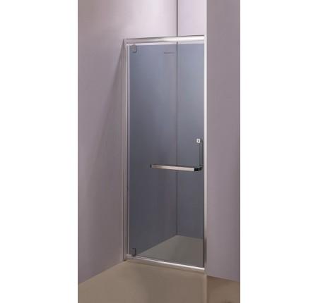 Душевая дверь AquaStream Door 90 серое стекло