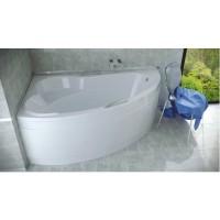 Ванна асимметричная Besco Ada 160x100 L/R