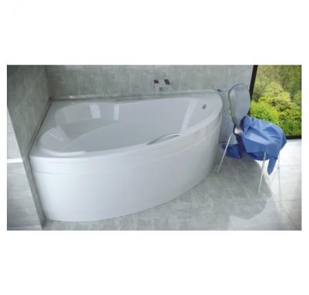 Ванна асимметричная Besco Ada 140x90 L/R с отверстием под ручки