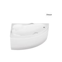 Ванна асимметричная Besco Bianka 150x95 L/R