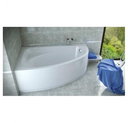 Ванна асимметричная Besco Cornea Comfort 150x100 L/R