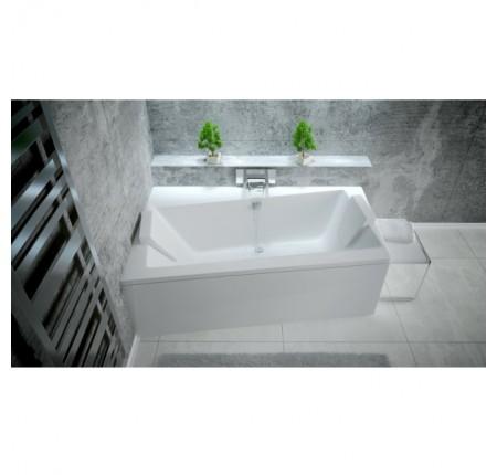 Ванна асимметричная Besco Infinity 150x90 L/R