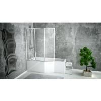 Ванна асимметричная Besco Integra 150x75 L/R