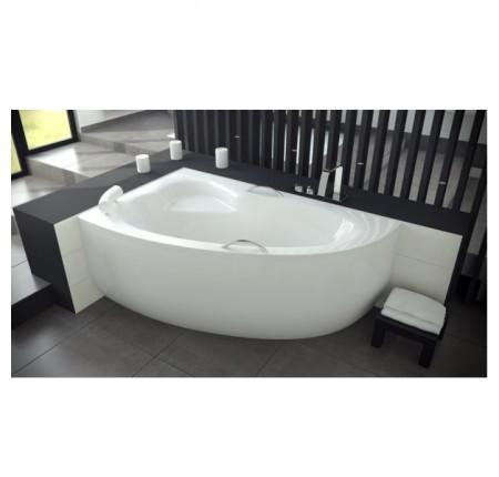 Ванна асимметричная Besco Natalia 150x100 L/R