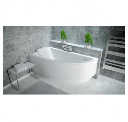Ванна асимметричная Besco Praktika 150x70 L/R