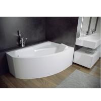 Ванна асимметричная Besco Rima 150x95 L/R