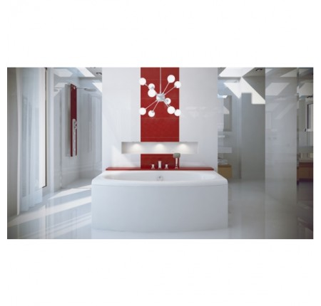 Ванна прямоугольная Besco Telimena 180x85