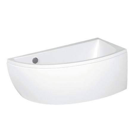 Ванна асимметричная Cersanit Nano 140x75 R