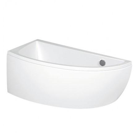 Ванна асимметричная Cersanit Nano 140x75 L