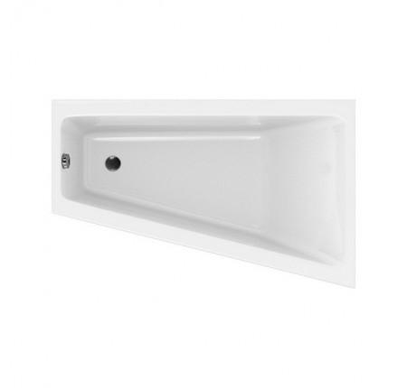 Ванна асимметричная Cersanit Crea 160x100 R