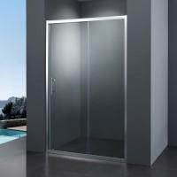 Душевая дверь Dusel FA516 120x190,стекло прозрачное