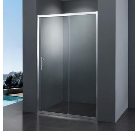 Душевая дверь Dusel FA516 140x190,стекло прозрачное
