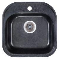 Мойка для кухни Fosto 48x49 SGA-420 (черный)