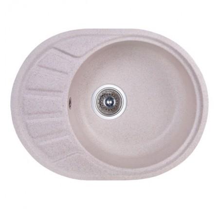Мойка для кухни Fosto 58x45 SGA-800 (персик)