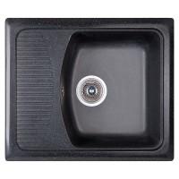 Мойка для кухни Fosto 58x50 SGA-420 (черный)