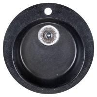 Мойка для кухни Fosto D470 SGA-420 (черный)