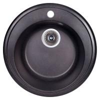 Мойка для кухни Fosto D510 SGA-420 (черный)